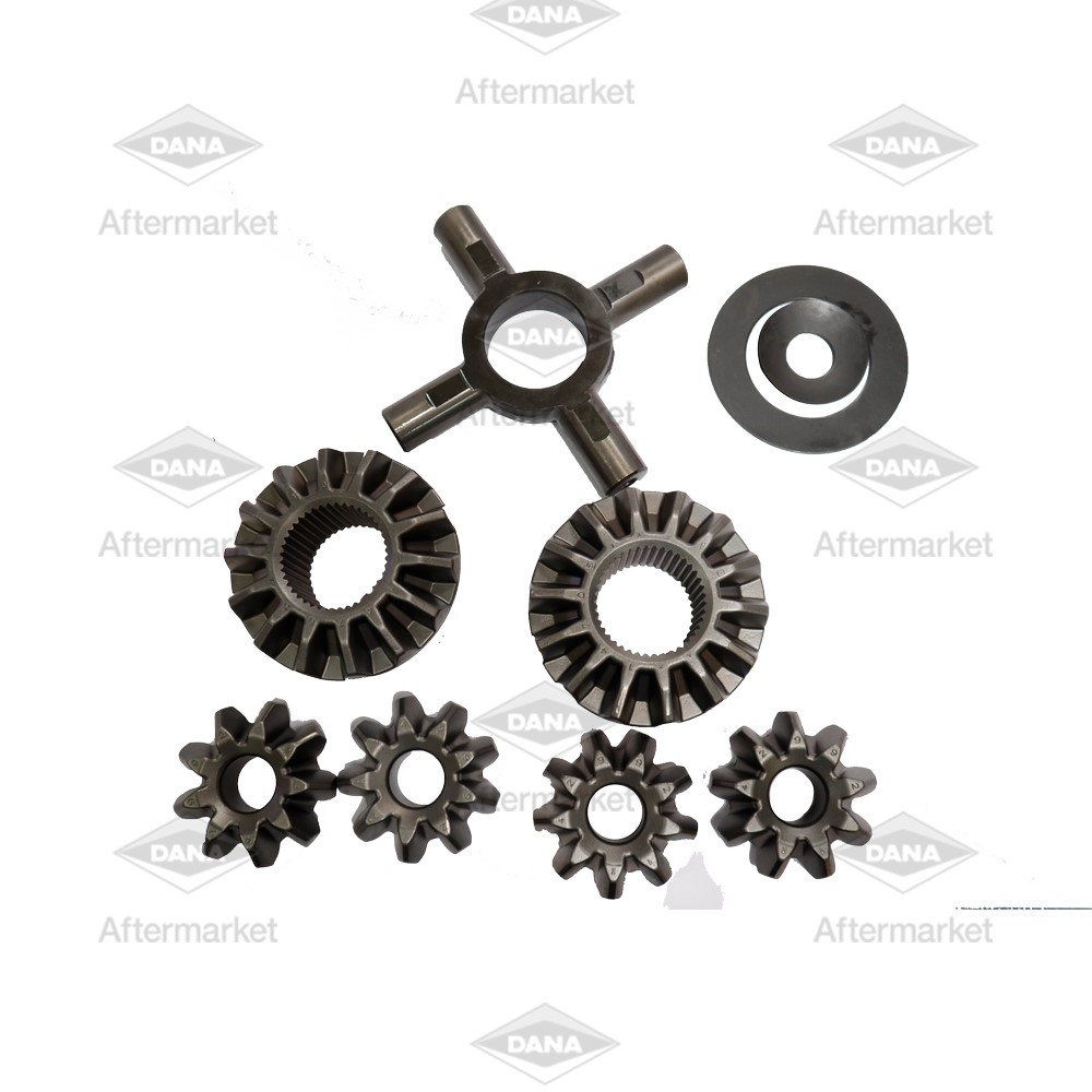 Spicer + Axle + Diff Case + Diff Spider Kit-10Tg + SADC1060S41 + buy